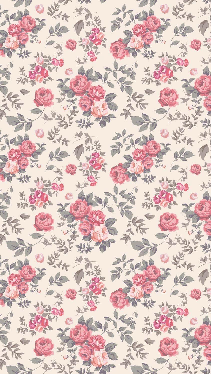 Flores Sfondi Floreali Sfondi Iphone Sfondi Vintage