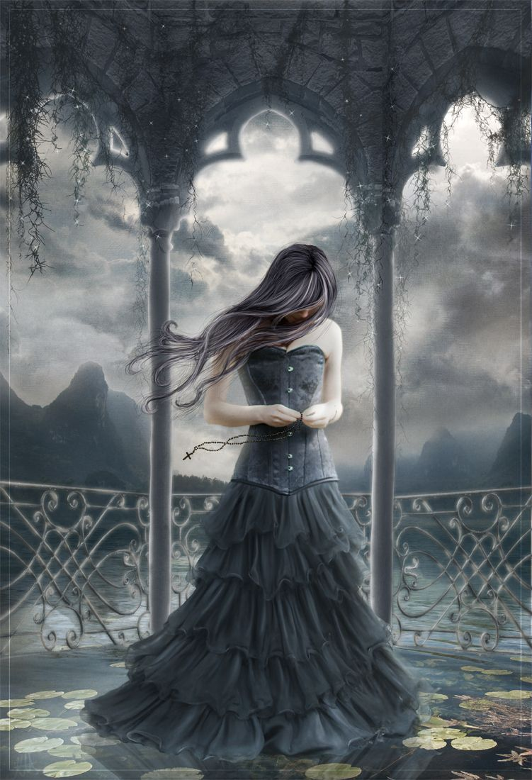 The wallflower anime goth girl anime drawing girl goth gothic inspiring picture on favim com