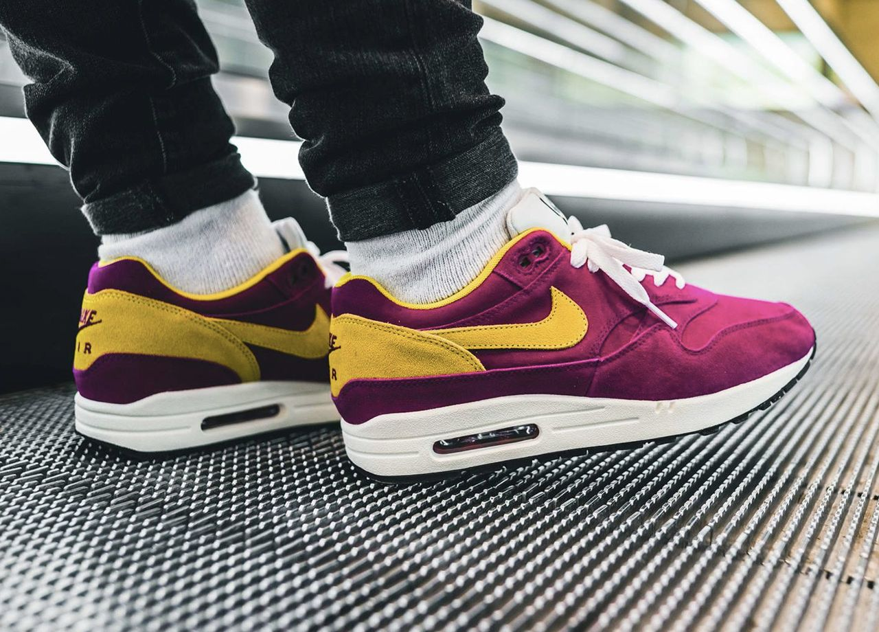 new concept d821f a9c20 ... promo code for nike air max 1 dynamic berry vivid sulfur 2017 by  marvinilbrunner buy here