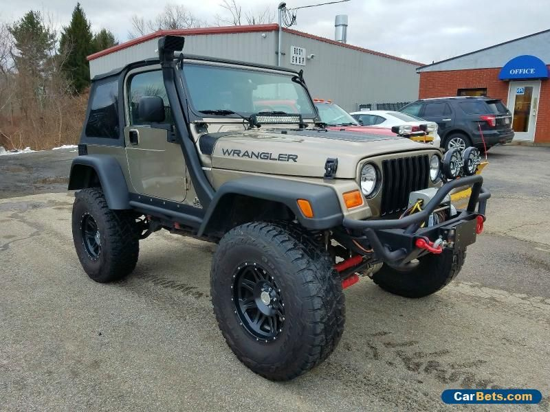 Car for Sale 2004 Jeep Wrangler X Sport Utility 2Door