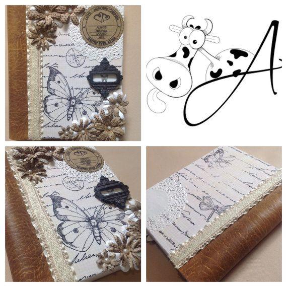 Ring Binder Planner Folder Organisation Wedding Handmade Cover A5