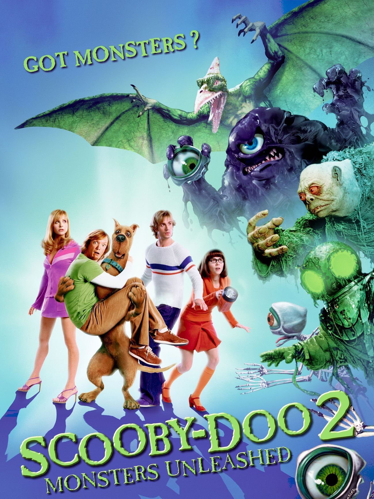 Scoo Doo 2 Monsters Unleashed Cast And Crew Tv Guide Regarding The Incredible Scooby Doo Monsters Unleashed In 2020 The Incredibles Scooby Doo Scooby