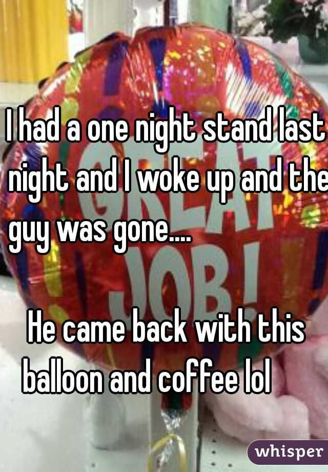 Whisper App.  Awkward One Night Stand Confessions.
