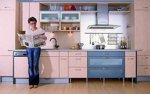 Genial massivholz küche Deutsche Deko Pinterest - küche günstig zusammenstellen