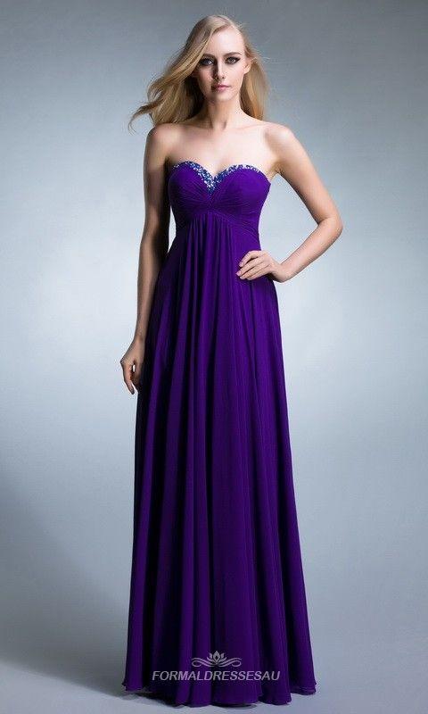 formal purple dresses - Dress Yp