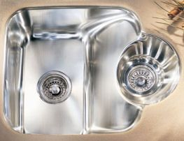 Bar Sinks and Prep Sinks - Kitchen Entertainment Trend