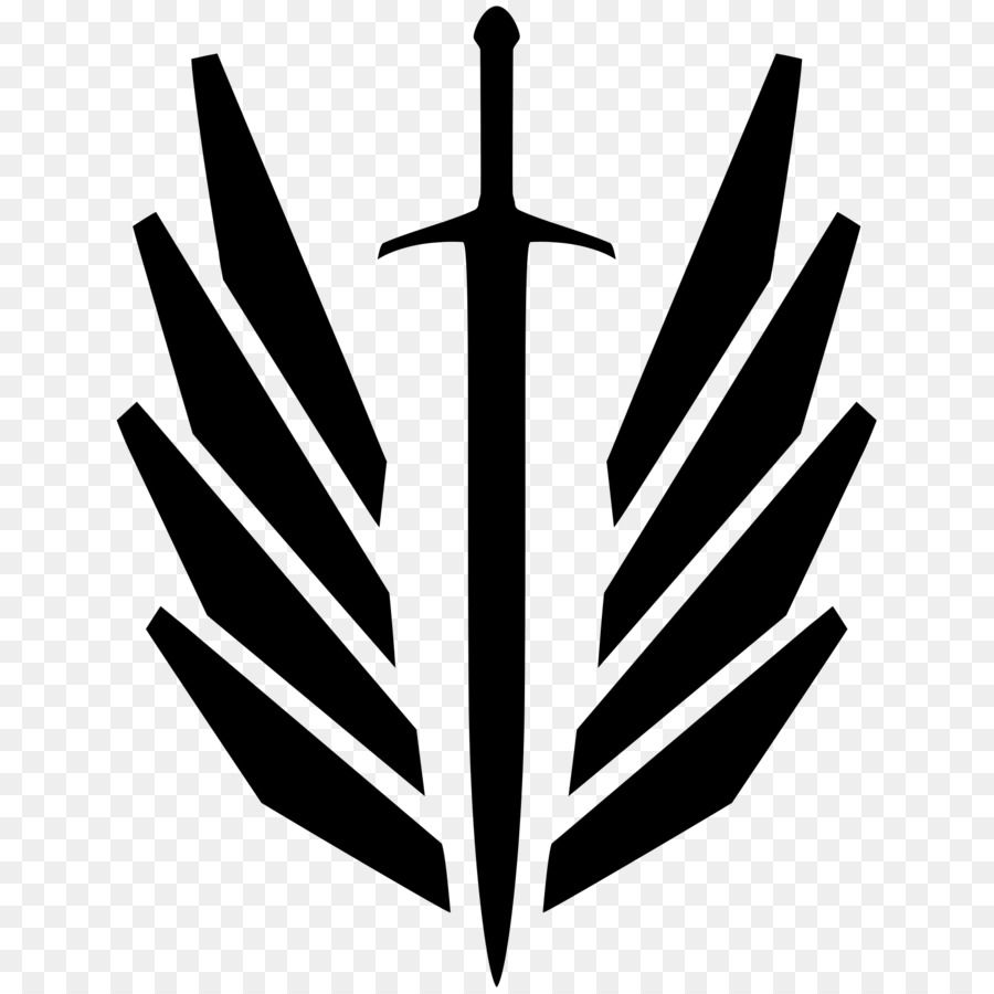 Logo Sword Symbol Game Sword 1650 1650 Is About Black And White Leaf Line Tree Plant Symbol Hand Monochrome Photography Sword Logo Sword Drawing Sword