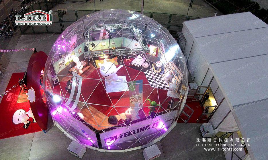 LIRI geodesic half sphere dome tent contactIra Wu emailsales@liri- & LIRI geodesic half sphere dome tent contact:Ira Wu email:sales ...