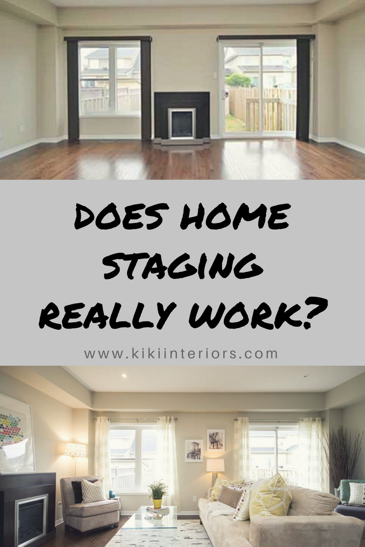 Does Home Staging Really Make A Difference Interiorsbykiki Com Home Staging Home Staging Tips Home