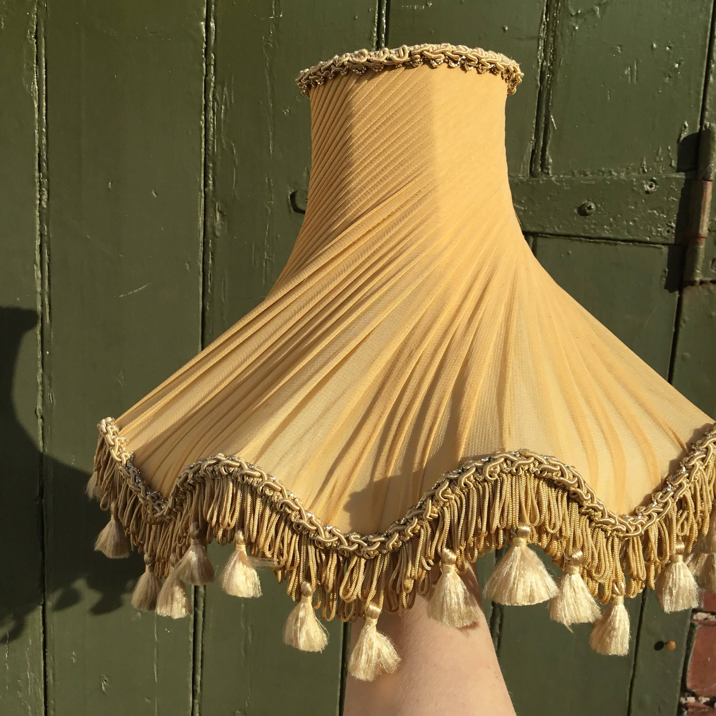 I Love Vintage Lampshades This Is In My Etsy Shop Https Www Etsy Com Uk Listing 596144185 Vintage Lampshade Vintage Lampshades Vintage Home Decor Lamp Shade