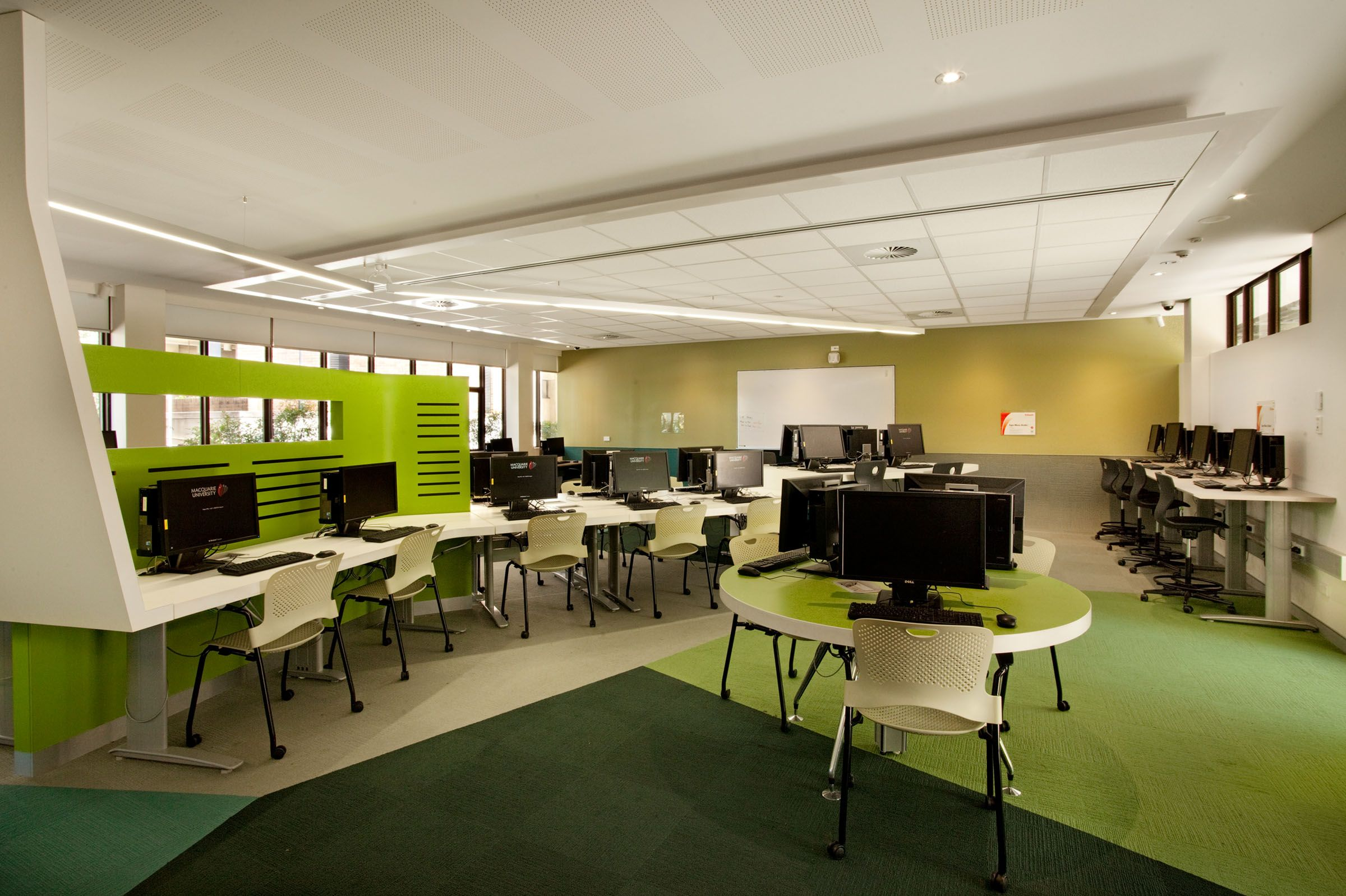 Modern Computer Benches For Schools