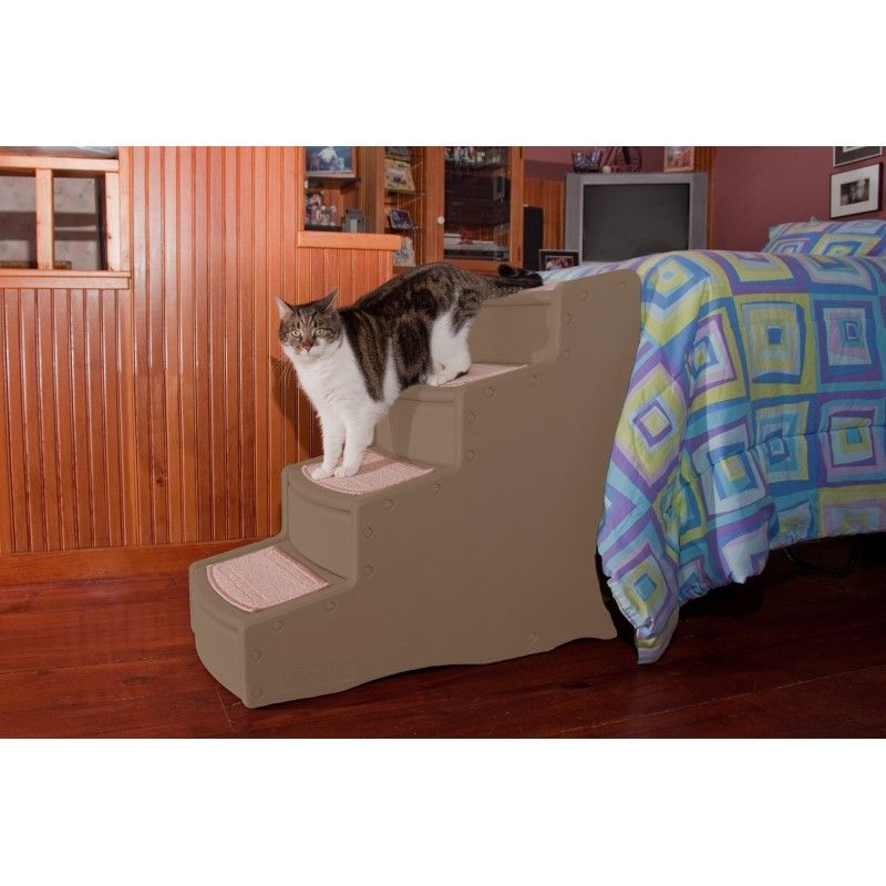 Easy 4Step Pet Stairs, 77.95, Pet Gear Pet stairs, Pet