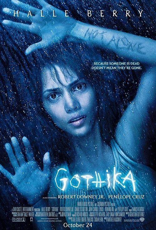 Gothika 2003 Dir.Mathieu Kassovitz Reparto:Halle Berry, Robert ...