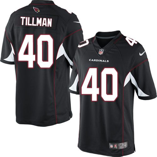 Nike Limited Pat Tillman Black Men s Jersey - Arizona Cardinals  40 NFL  Alternate 57034c347