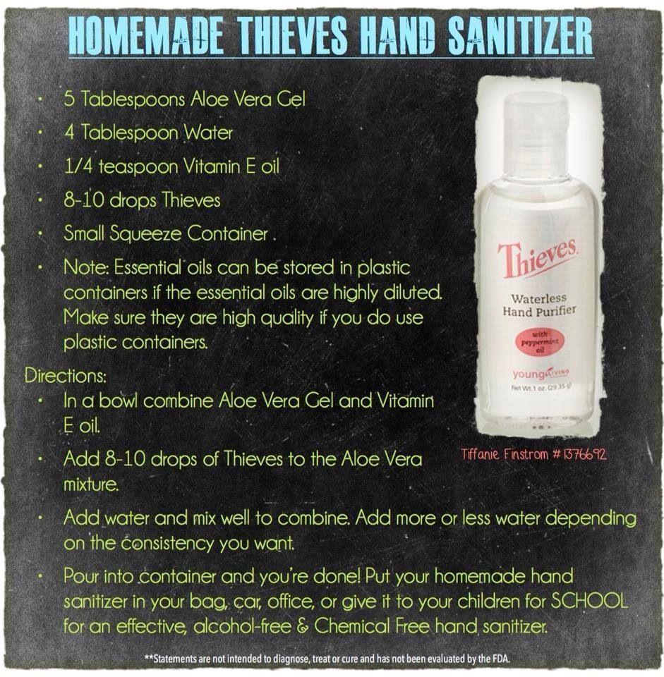 Ofanyia Waterless Hand Sanitizer Gel Quick Drying Moisturizing