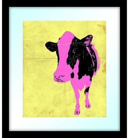 PTM Images Dal Pop Cow Wall Art | Cow wall art and Products