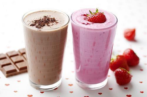 milkshakes | via Tumblr