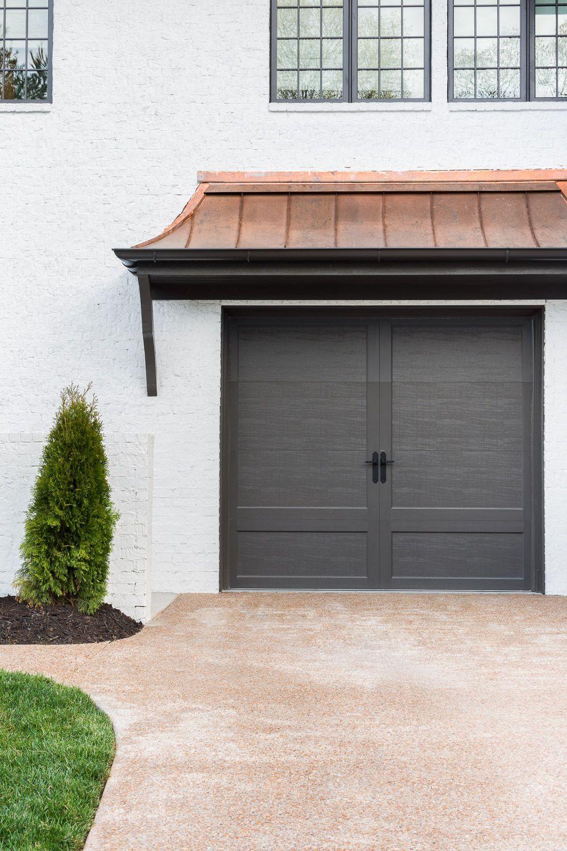 Exterior Gallery Laurel Powell In 2020 Modern Backyard Landscaping Garage Door Design Pergola Plans Design