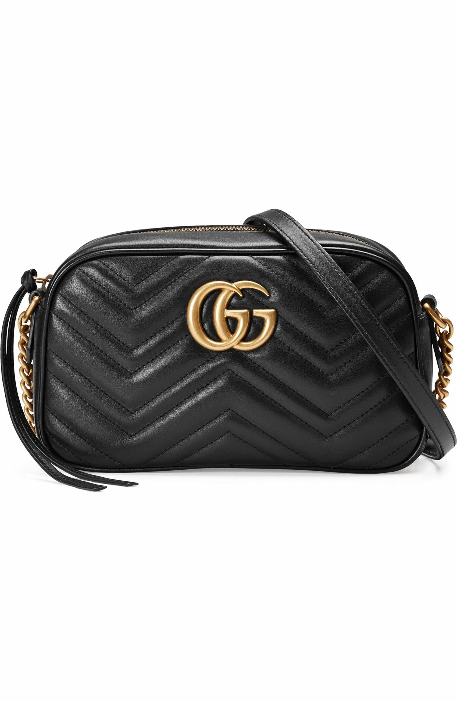 2646f23a930 Main Image - Gucci GG Marmont 2.0 Matelassé Leather Camera Bag ...