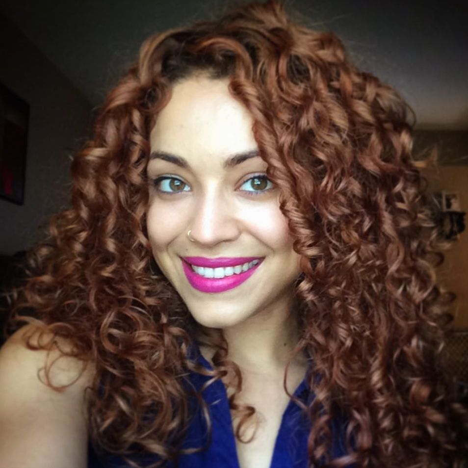 SuperCream Curly Curly girl and Hair inspiration