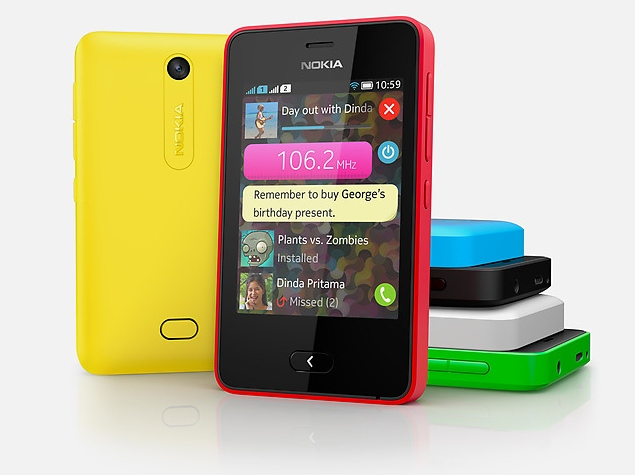 Nokia Asha trademarked by HMD, expected Android Go Phone