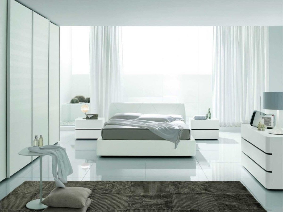 ikea bedroom set furniture  White bedroom design, Modern bedroom