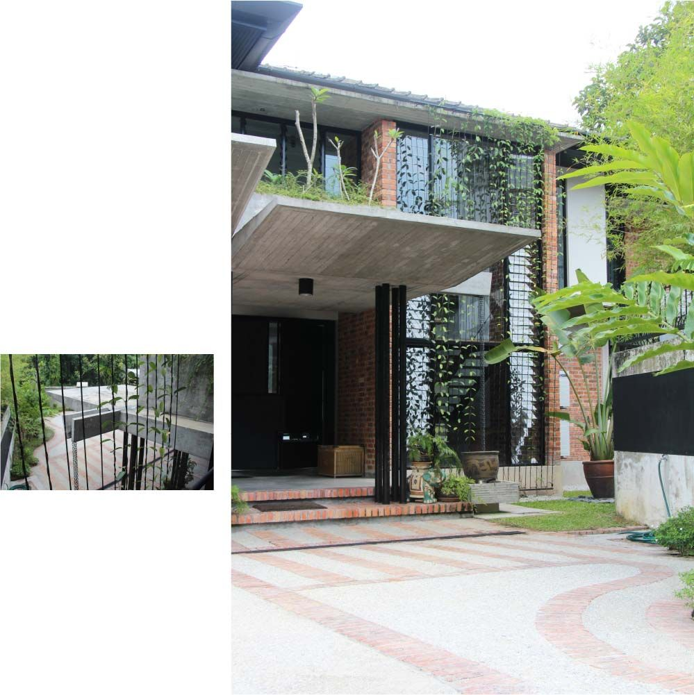 Semi Detached House Exterior Design In Malaysia