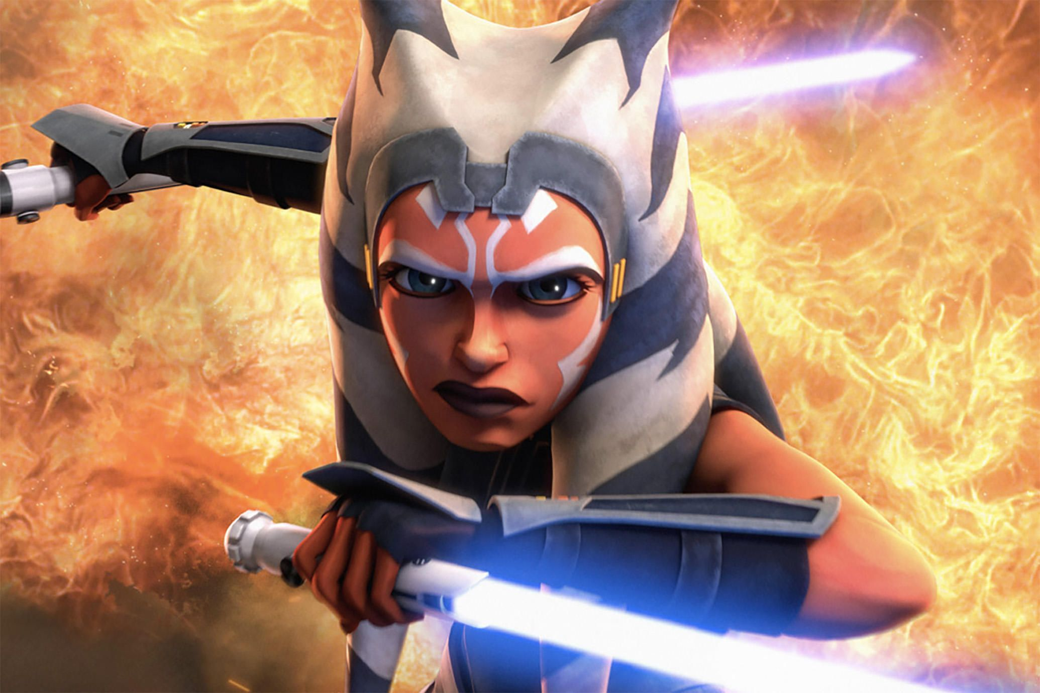 The New Season Of Star Wars The Clone Wars Has A Premiere Date On