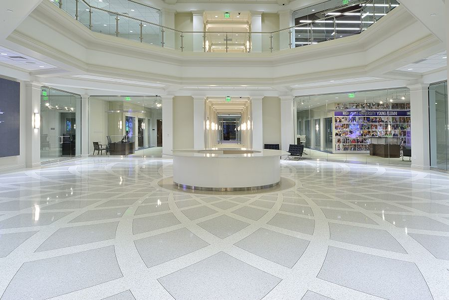 Image Result For Terrazzo Lobby Floors Modern Home