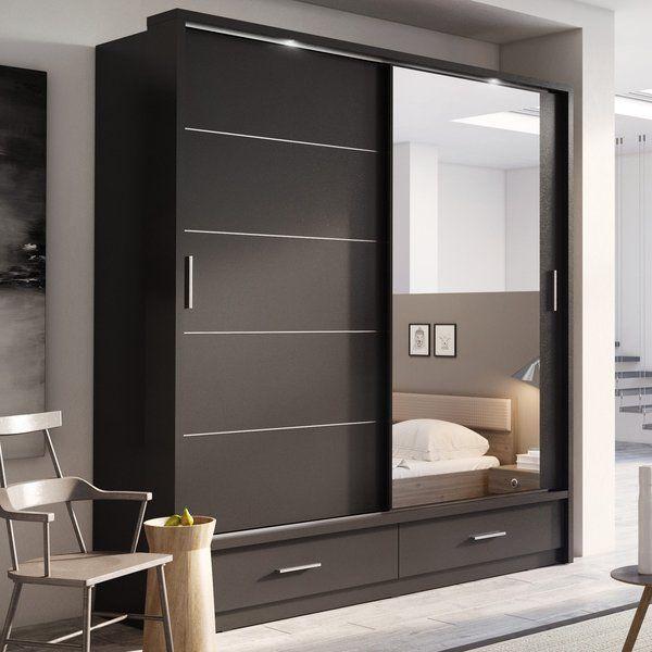 Tengan 2 Door Sliding Wardrobe Wardrobe Door Designs Wardrobe Design Bedroom Bedroom Closet Design