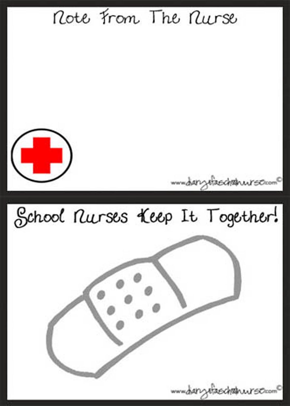 diary of a school nurse blog.school nurse and school
