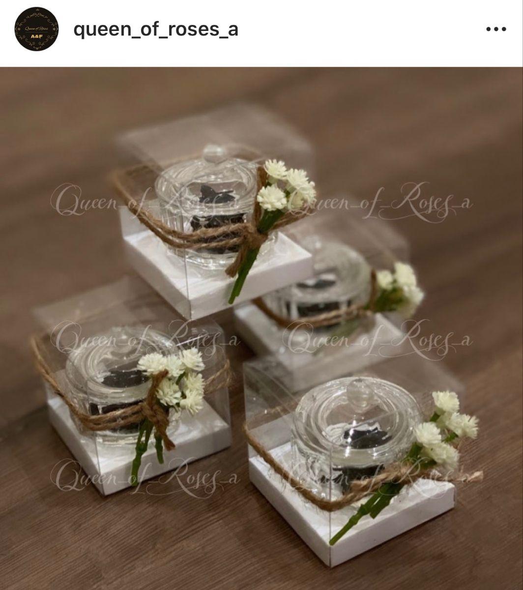 توزيعات زواجات Decorative Boxes Decor Home Decor