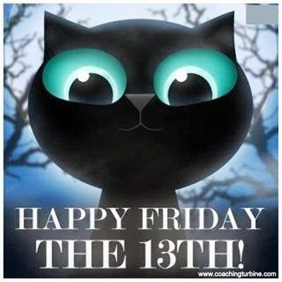 Happy Friday 13th Coaching Turbine Wall Images Pinterest