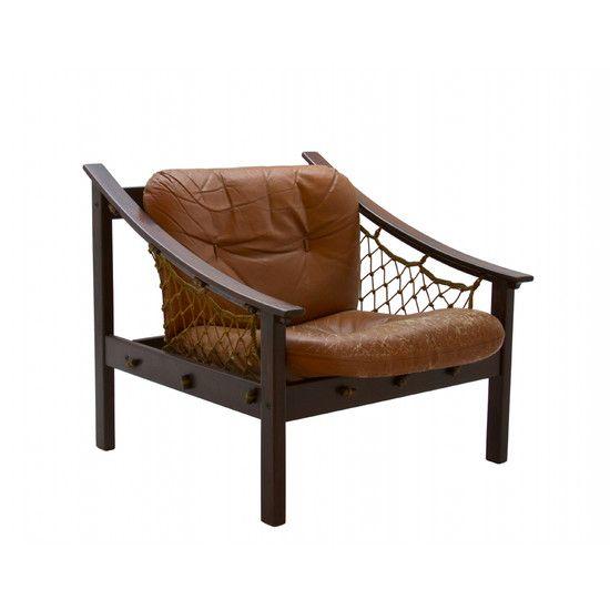 Amazonas Armchair by Jean Gillon Armchairs