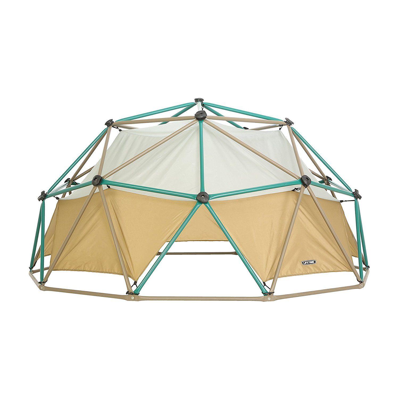 AmazonSmile Lifetime Geometric Dome Climber Play Center
