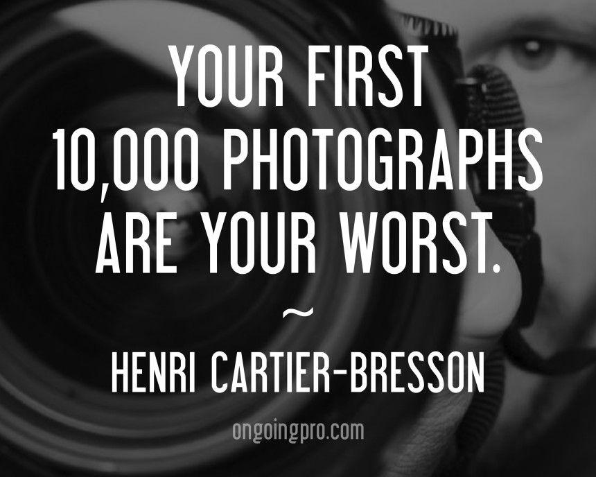 Great Quotes On Pinterest: Henri-cartier-bresson-famous-photographers-quote