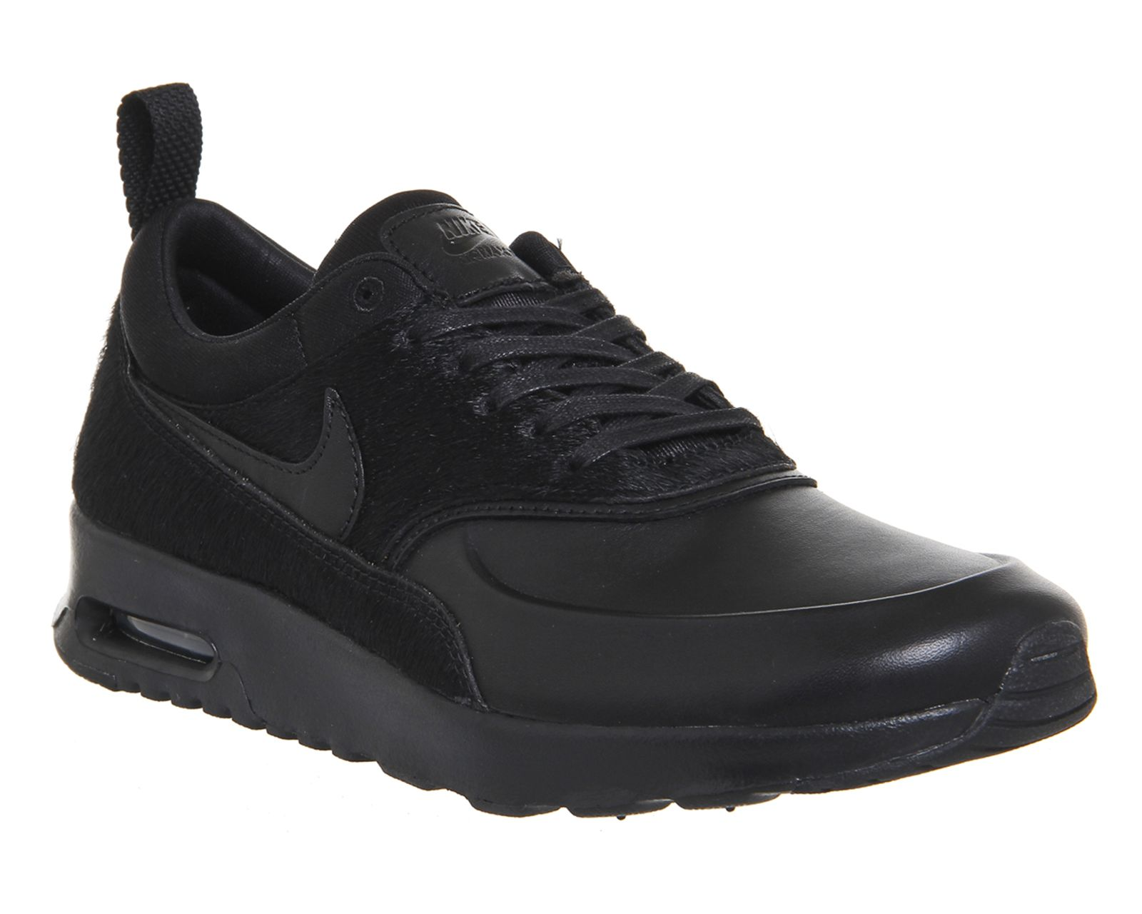 Nike Air Max Thea Black Black Anthracite from OFFICE