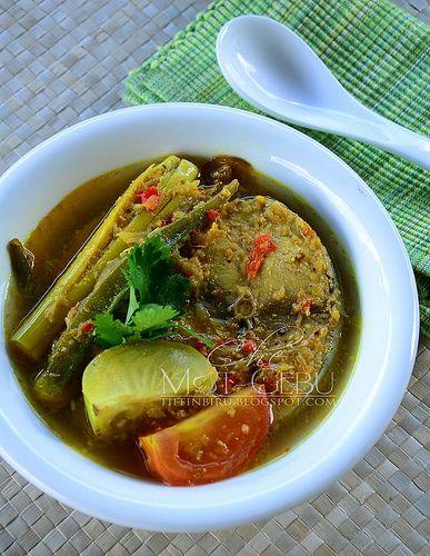 Dapur Tanpa Sempadan Singgang Serani Ikan Tuna Resep Masakan Malaysia Makanan Resep Ikan