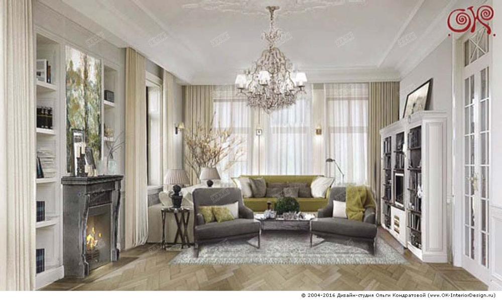 Дизайн гостиной 17 кв.м in 2020