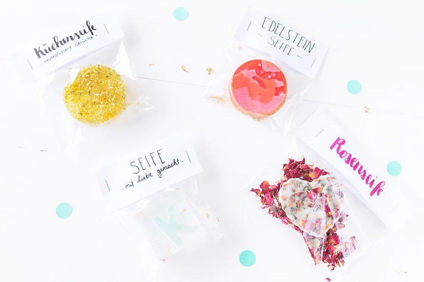 13* DIY Seife für die ganze Familie | seife | Pinterest | DIY ...