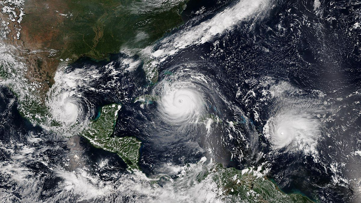 Powerful Hurricanes Intensify More Rapidly Today Than 30 Years Ago Due Largely To A Natural Climate Phenomenon Weather Satellite Atlantic Hurricane Science Technology