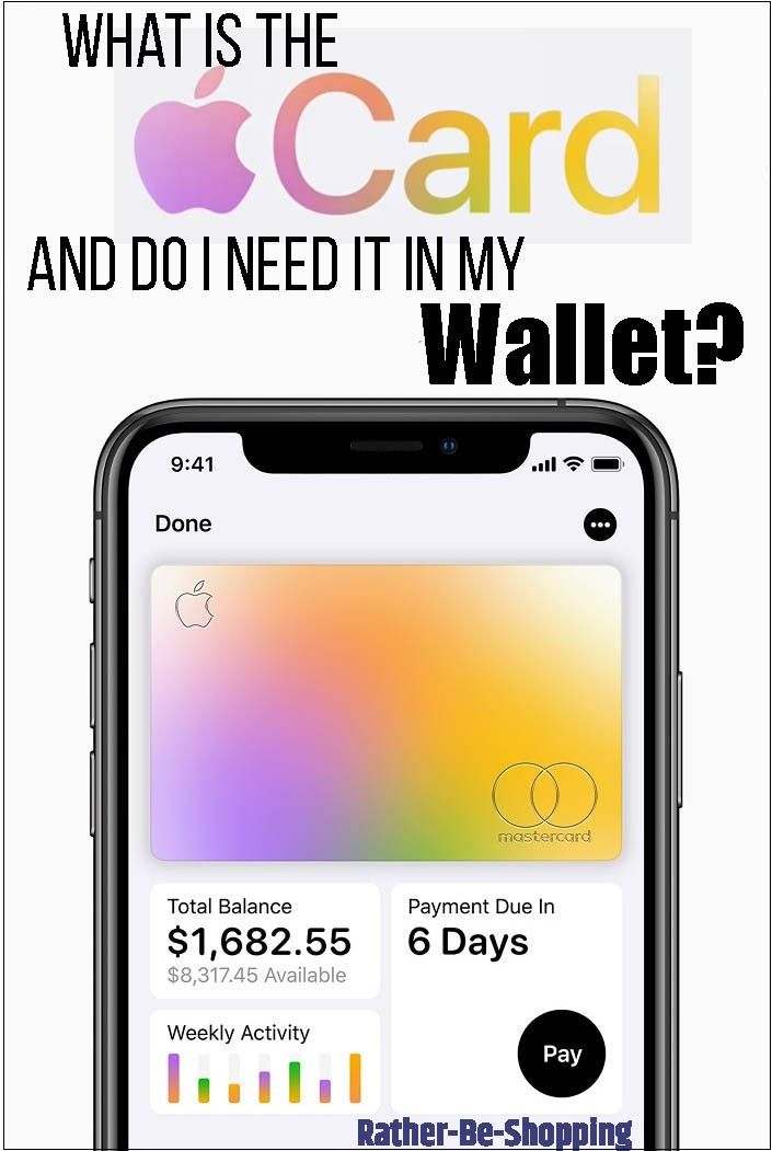 Apple Credit Card Review What Exactly Is It and Do I Need