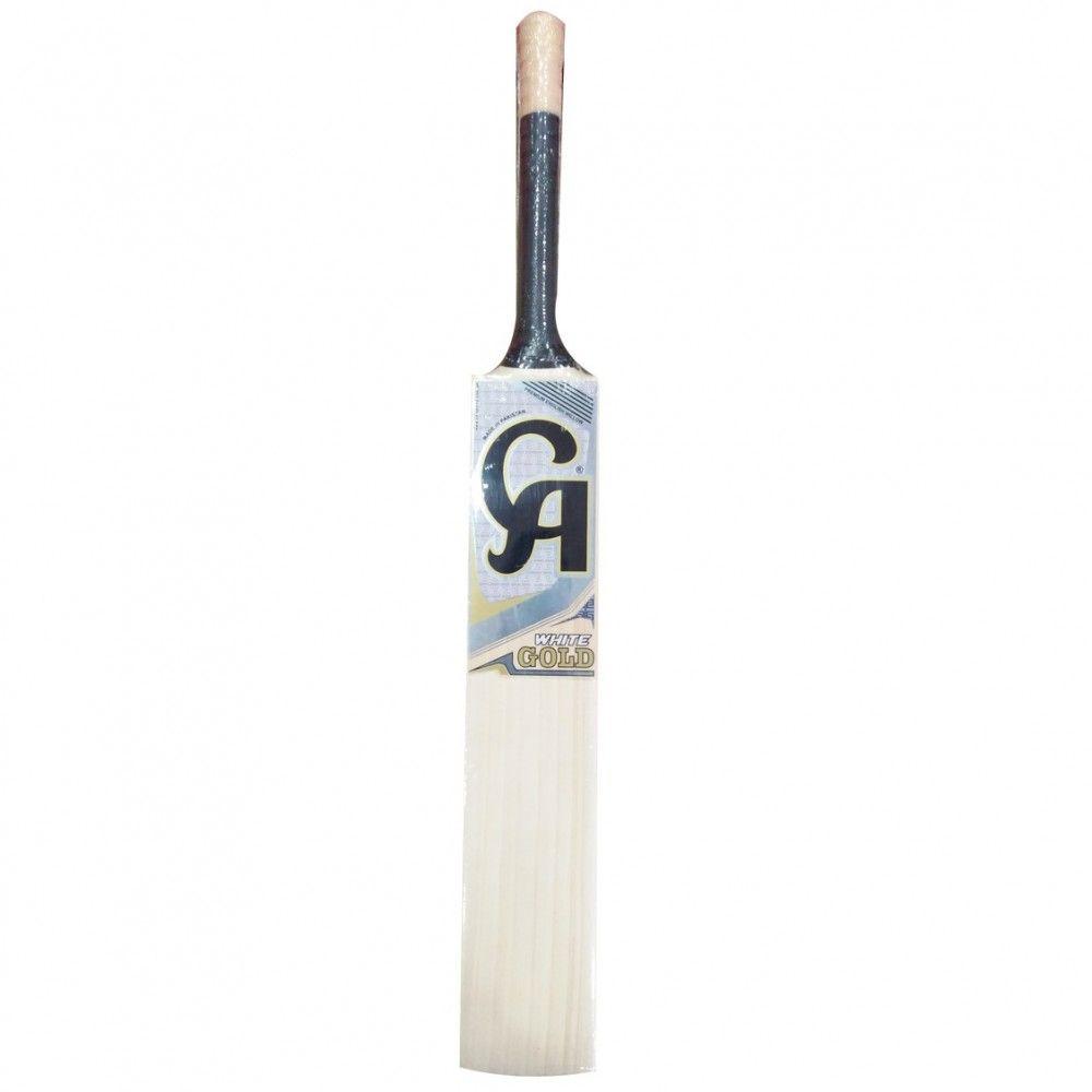Ca White Gold Cricket Bat For Hard Ball Cricket Bat Bat White Gold
