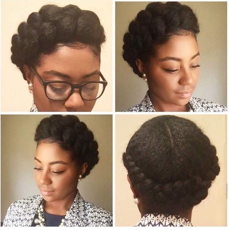 Baby Shower Natural Styles Halo Braid Natural Hair Natural Hair