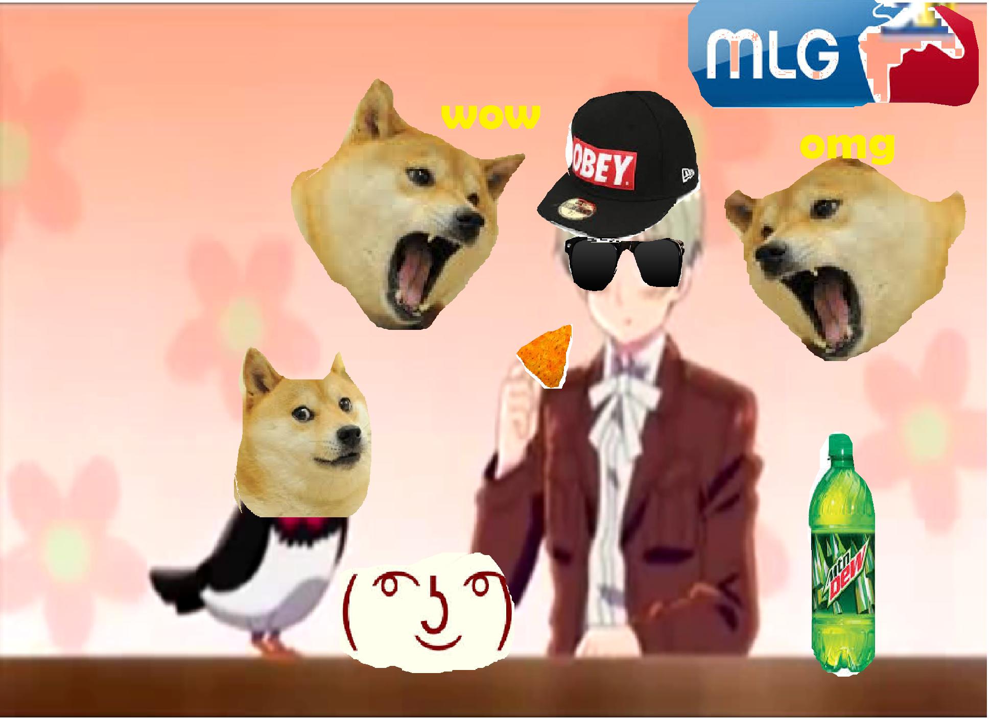 Mlg Doge Iceland Anime Hetalia Dead Memes