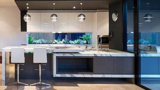 Award winning kitchen designs 2014 latest kitchen trends for Modern kitchen design australia