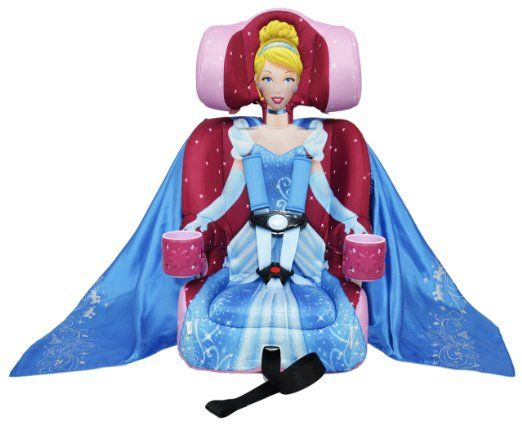 Amazon.com : KidsEmbrace Friendship Combination Booster Car Seat, Cinderella/Pink/Blue : Baby