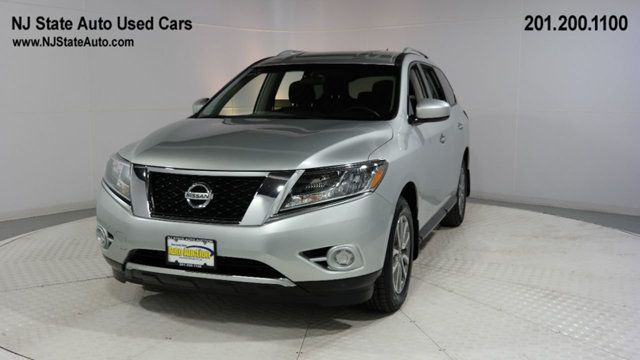 2016 Nissan Pathfinder 4wd 4dr S Jersey City Nj Get Pre Approved Event By Capital One Bank All Credit Nissan Pathfinder Nissan Nissan Pathfinder For Sale