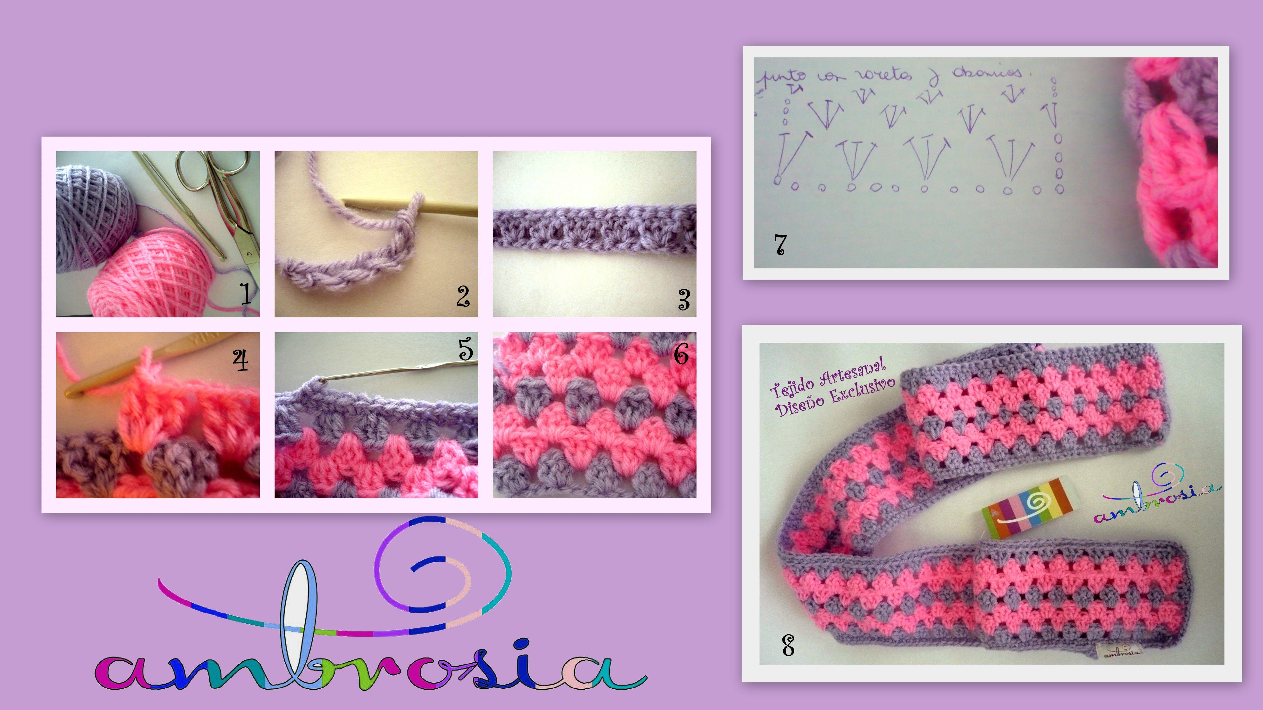 Puedes conocer más diseños y hacer tu pedido a través de www.facebook.com/Ambrosiaropainfantil