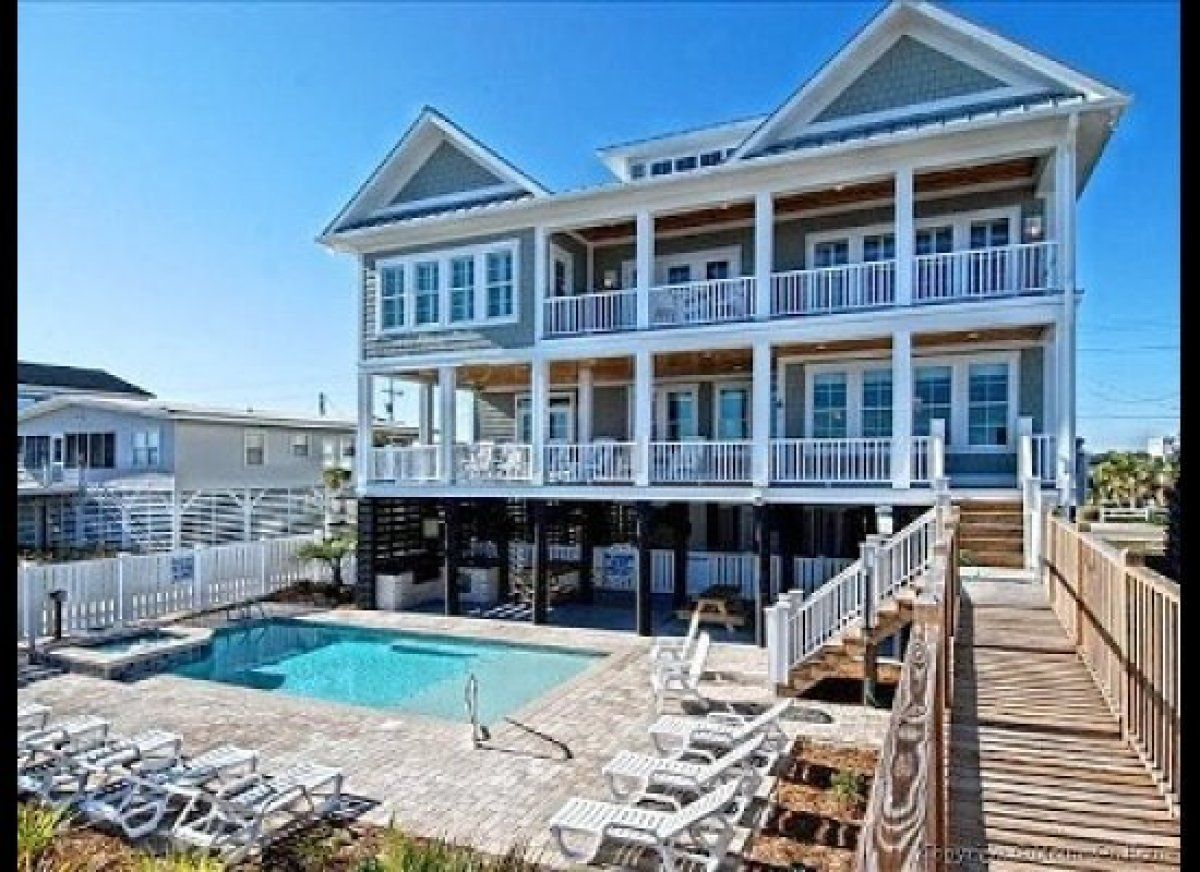 Myrtle Beach Mansions Made For Family Reunions